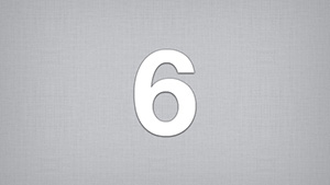 Les 6: Het menu maken