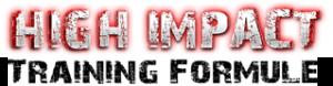 High Impact Training Formule